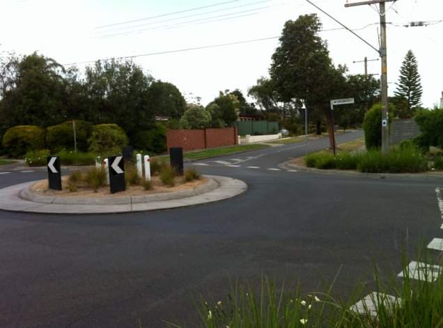 Roundabouts. 11 months into our time here and I still have to think--and sometimes say out loud--